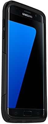 OtterBox COMMUTER SERIES Case for Samsung Galaxy S7 Edge - Frustration Free Packaging - BLACK $11.49
