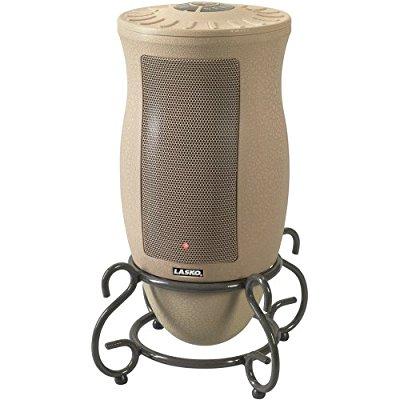 Lasko 6435 Designer Series Ceramic Oscillating Heater with Remote Control $36.42