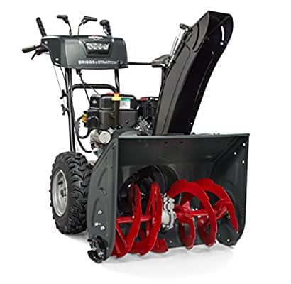 Briggs & Stratton 1024MDS Dual Stage Snowthrower Snow Thrower, 208cc $422.88