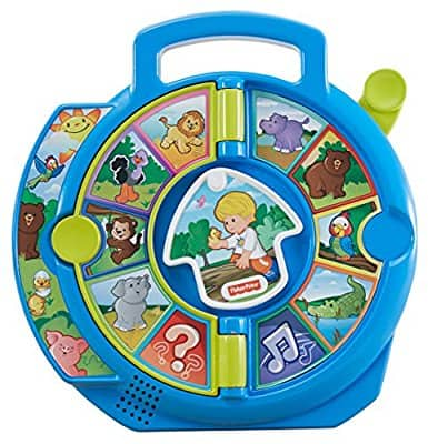 Fisher-Price Little People World of Animals See N' Say $8.88