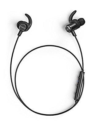 Anker SoundBuds Slim+ Bluetooth 4.1 Earbuds (Upgraded Model ... 1e4aa78f2a