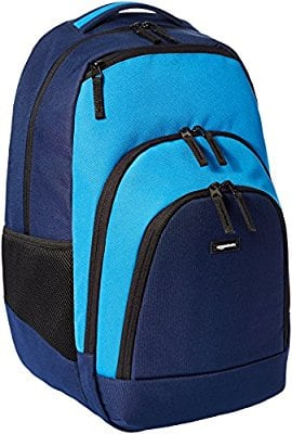 AmazonBasics Campus Backpack, Blue $15.89