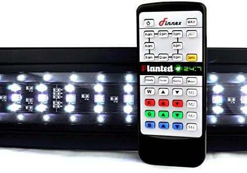 Finnex Planted+ 24/7 Fully Automated Aquarium LED, Controller $65.00