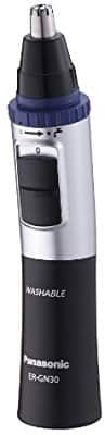 Add on item: Panasonic ER-GN30-K Nose, Ear n Facial Hair Trimmer Wet/Dry with Vortex Cleaning System, Black $3.86