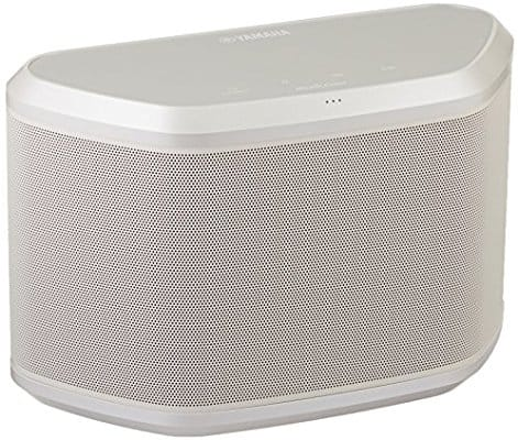 Yamaha WX-030WH MusicCast Wireless Speaker with Wi-Fi and Bluetooth (White), Works with Alexa $99.95