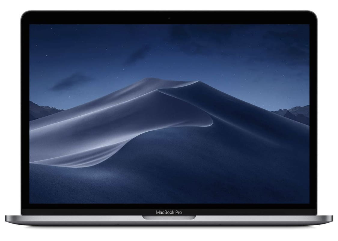 Apple MacBook Pro (13 inch Retina, 2.3GHz Dual-Core Intel Core i5, 8GB RAM, 128GB SSD) - Space Gray (Latest Model for non Touch Bar ) $ 999.99 (also available at Best Buy)