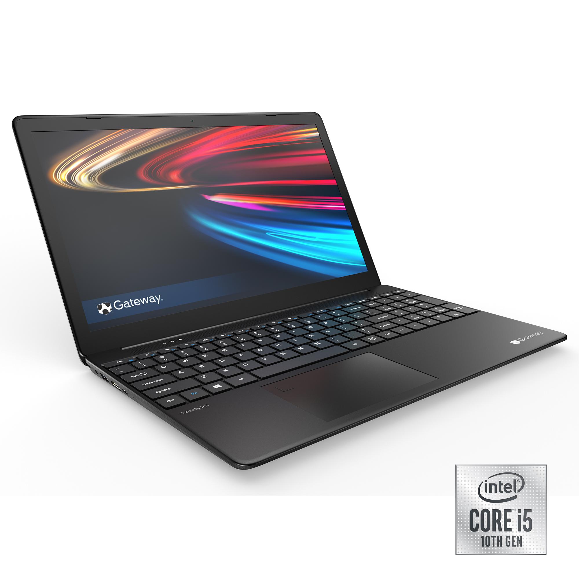 "Gateway 15.6"" FHD Ultra Slim Notebook, Intel Core i5-1035G1, 16GB RAM, 256GB SSD $499"