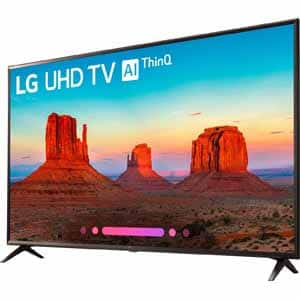 Lg 55in 4k HDR TV $450 @ Fry's