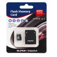 Meritline Deal: Super Talent 32GB MicroSDHC Card (Class 10) with SD Adapter $8.99 + Free Shipping