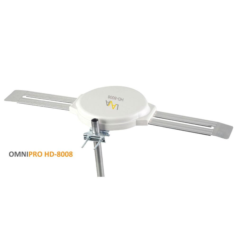 LAVA HD 8008 OmniPro HD 8008 omni directional HDTV Antenna $47.99 Free Shipping