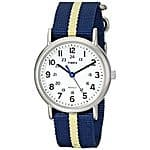 Timex Unisex Weekender @ amazon for $14.44