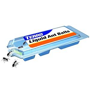 TERRO T300 Liquid Ant Baits, 6 Bait Stations $4.56