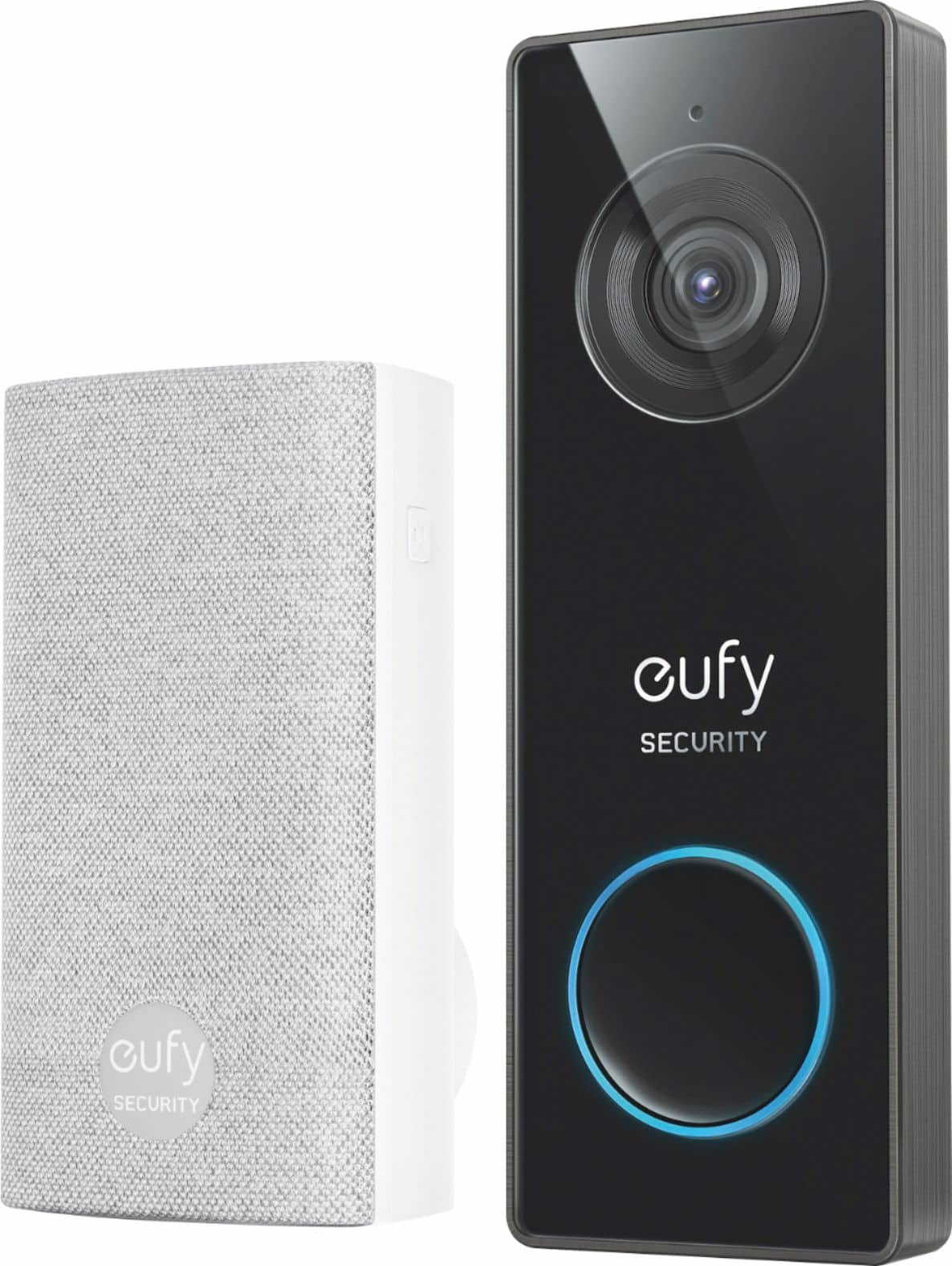 NEW! eufy Security Wired 2K Video Doorbell 24/7 recording $139.99 - Best Buy *Now $139.99*