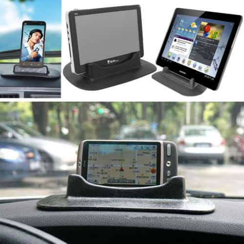 Car Universal Dashboard Anti Slip Pad Holder Mount for Cell Phone Tablet GPS+Free Shipping $2.66