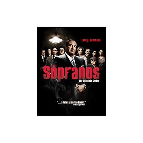 The Sopranos: The Complete Series (Blu-ray + Digital HD) Prime Exclusive $49.99