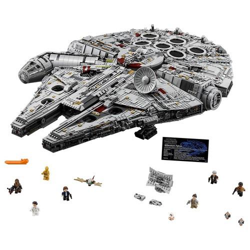 LEGO Star Wars Ultimate Millennium Falcon 75192 back in stock @amazon - $799.99