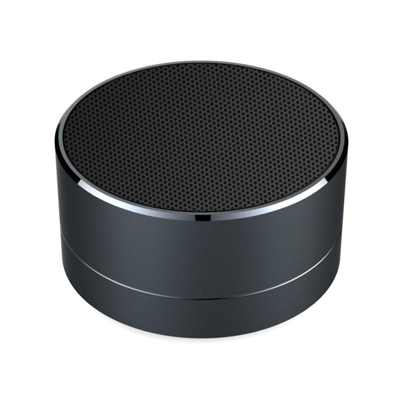 Wireless Aluminum Alloy Bluetooth Speaker TF Card $6.91 (57% OFF) + Free Shipping