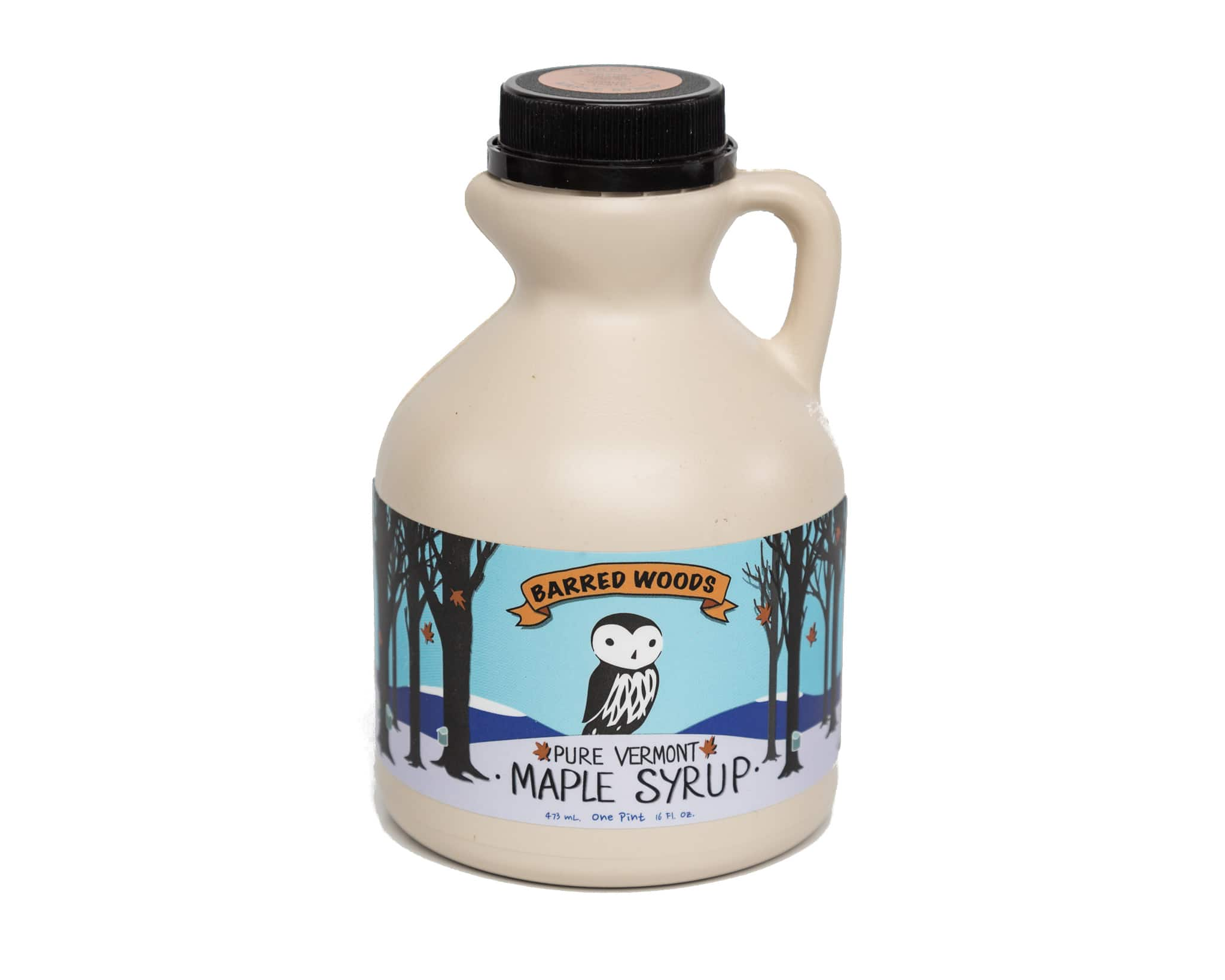 Real Vermont Maple Syrup (Pint of Amber for $11.91)