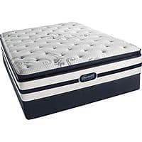 "Walmart Deal: Walmart - Beautyrest Recharge Logan Square 13.5"" Pocketed Coil Pillowtop Plush Mattress + Free White Glove Delivery (Twin $329, Full $389, Queen $449, King $549)"