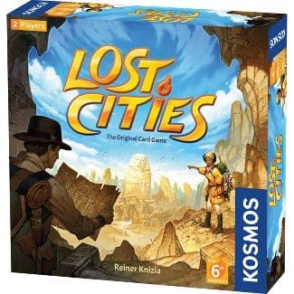 Lost Cities Card game - $8.69 + free store pick-up (YMMV)
