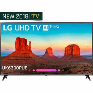 LG UK6300PUE 4k - $649
