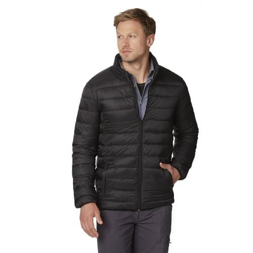 Men's Heat Keep Modern-Fit Packable Hooded Jacket $31.86 + tax (ymmv) and free store pick-up