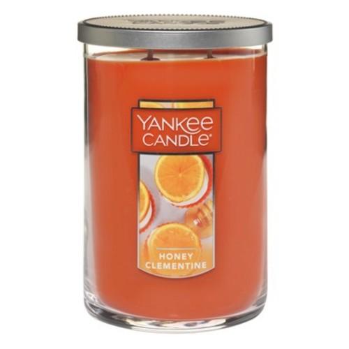2 Yankee Candle Honey Clementine Candle 22oz Tumbler BOGO + SHIPS FREE