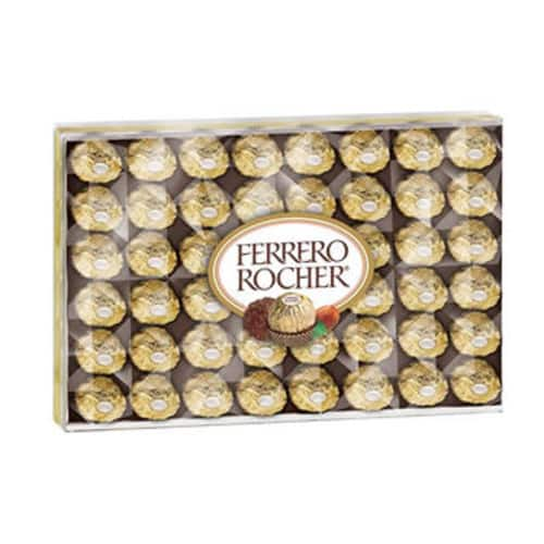 BJ's Members: Ferrero Rocher Fine Hazelnut Chocolates, 48 ct (pick-up only) $9.99