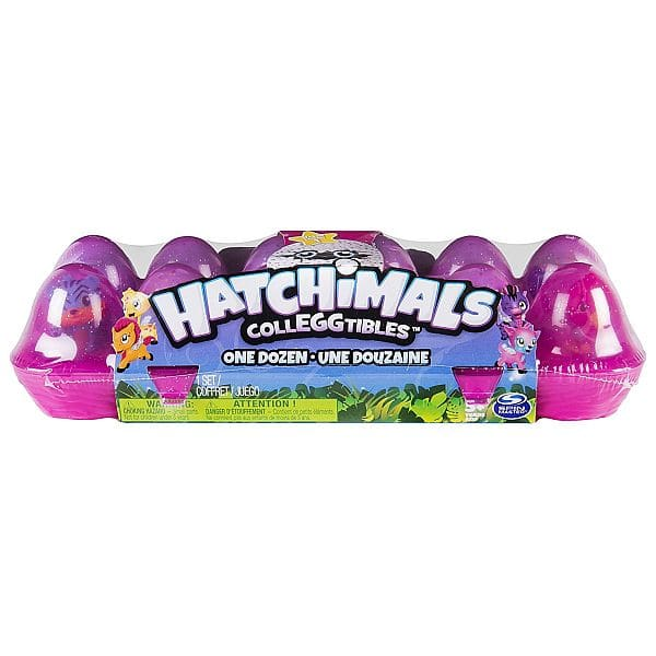 **FAST** Hatchimals Colleggtibles 12 Pack Egg Carton