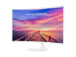 "NEW Samsung 32"" Curved Full HD Super-Slim Immersive LED Gaming Monitor $250"