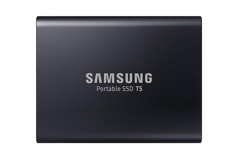 Samsung T5 Portable SSD - 1TB - USB 3.1 External SSD (MU-PA1T0B/AM) $285.5