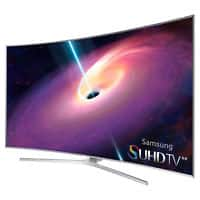 Samsung 65in (2015 model) UN65JS9000  CURVED 4K UHD LED HDTV $1797 +Shipping