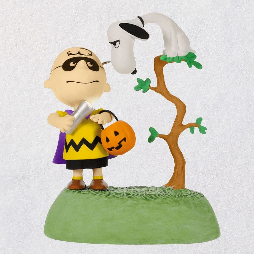 The Peanuts Gang The Halloween Vulture Musical Halloween Ornament With Light $6.24 @ Hallmark