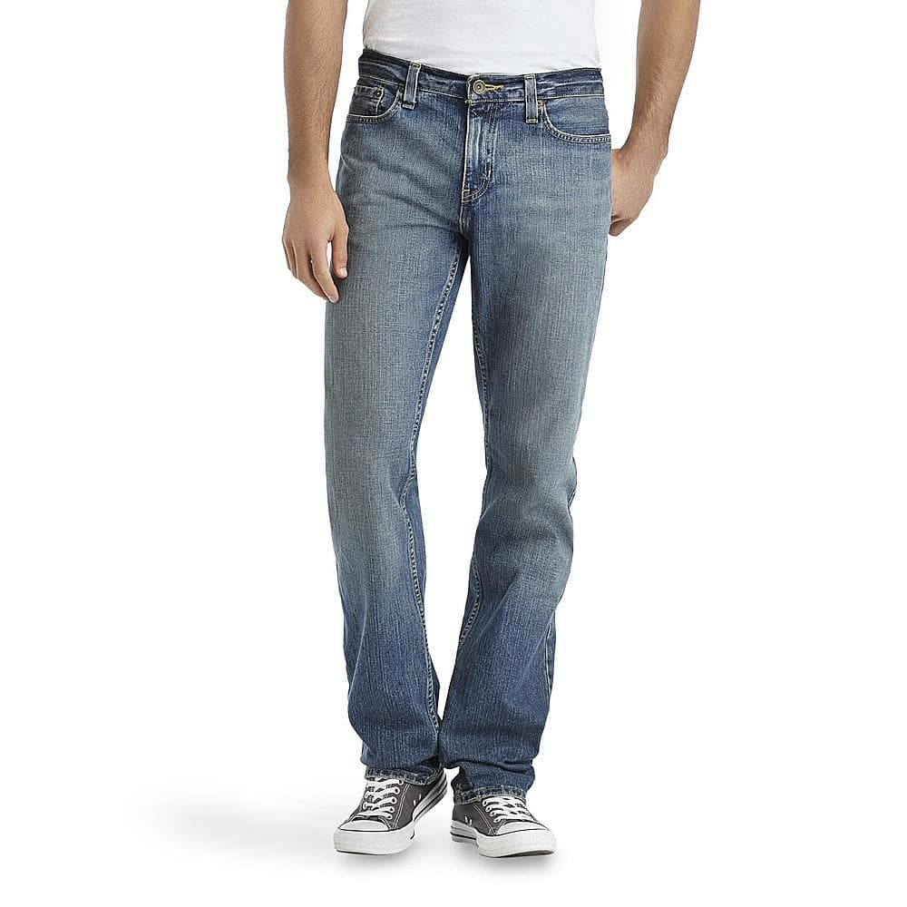 Sears - Roebuck & Co. Men's Jeans - Various Styles - Cashback in points $9.99, priced at