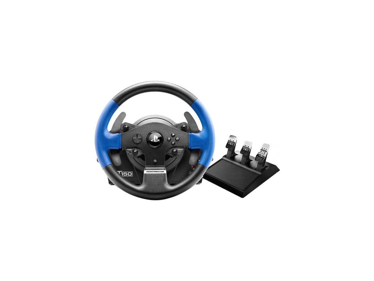 Thrustmaster T150 PRO Racing Wheel with T3PA Wide 3-Pedal