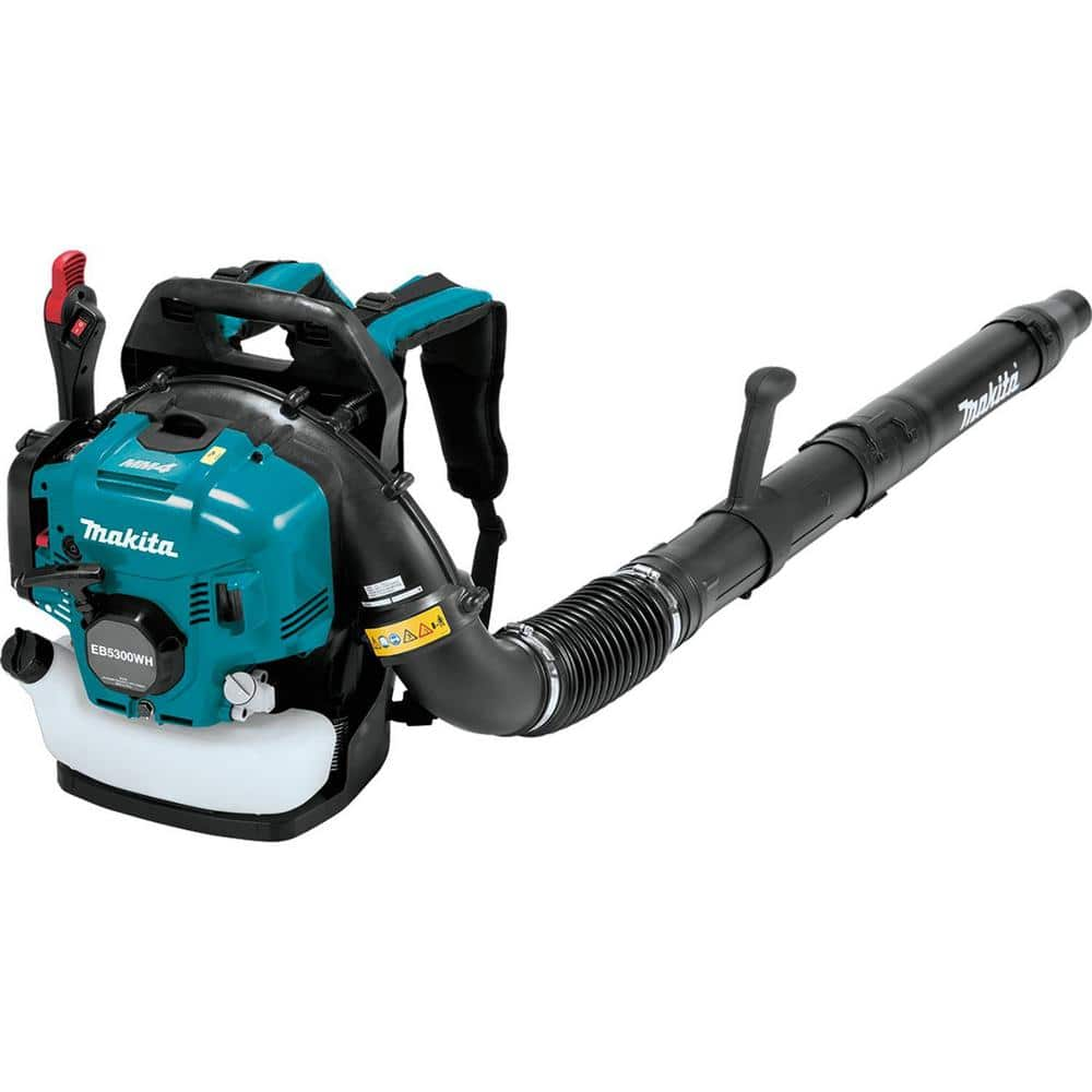 Makita 184MPH 516CFM 52.5cc 4-Stroke Backpack Blower - $246.75 AC / FS