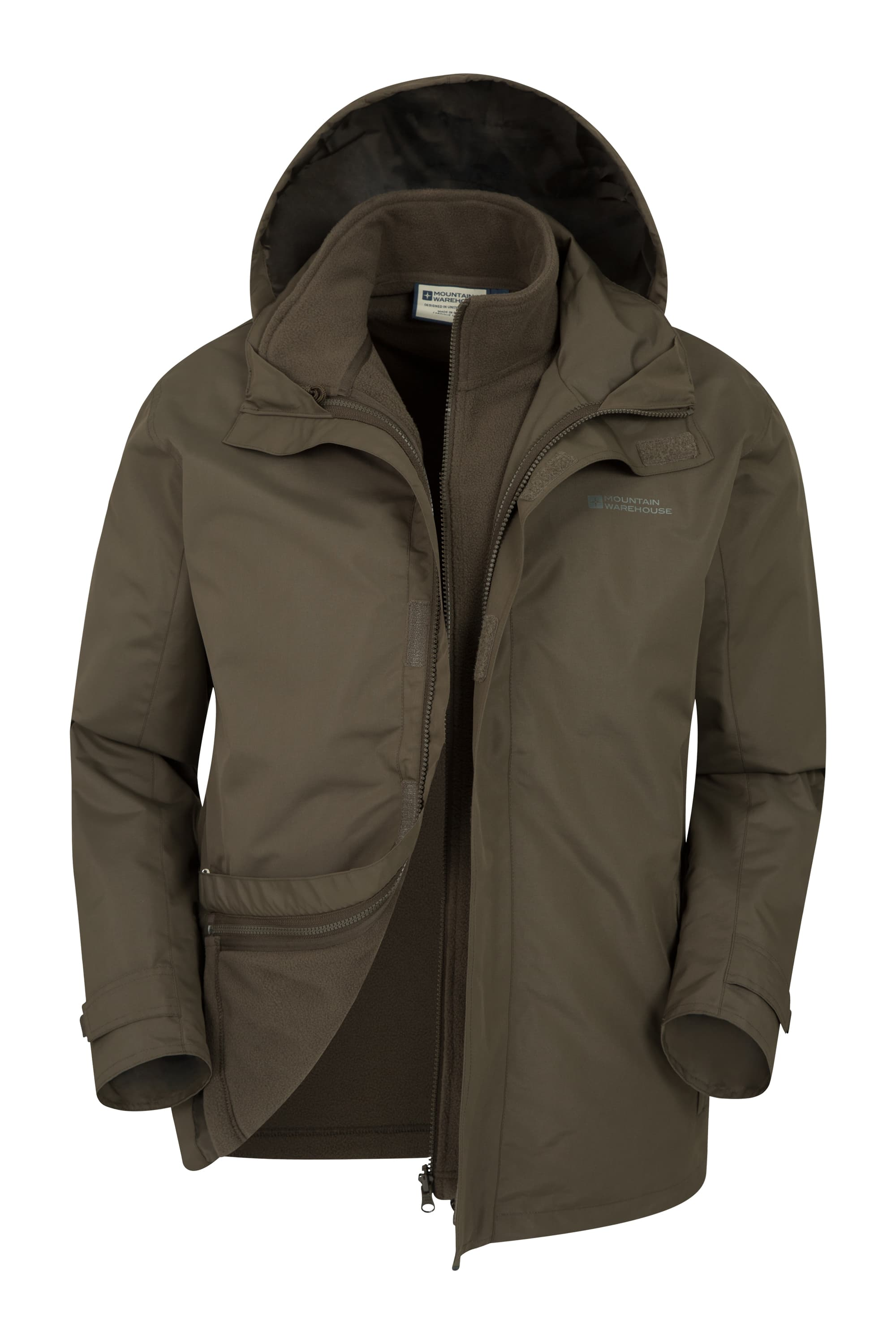 b92049db4bf Fell Men s or Women s 3-in-1 Water Resistant Jacket - Page 4 ...