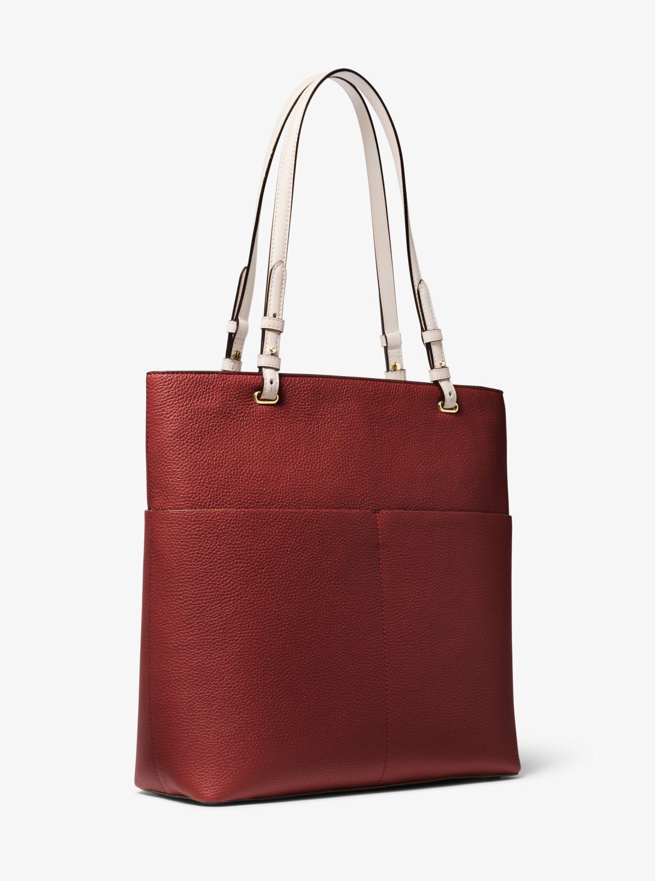 Michael Kors Bedford Large Pebbled Leather Tote Handbag - $76.95 A/C F/S