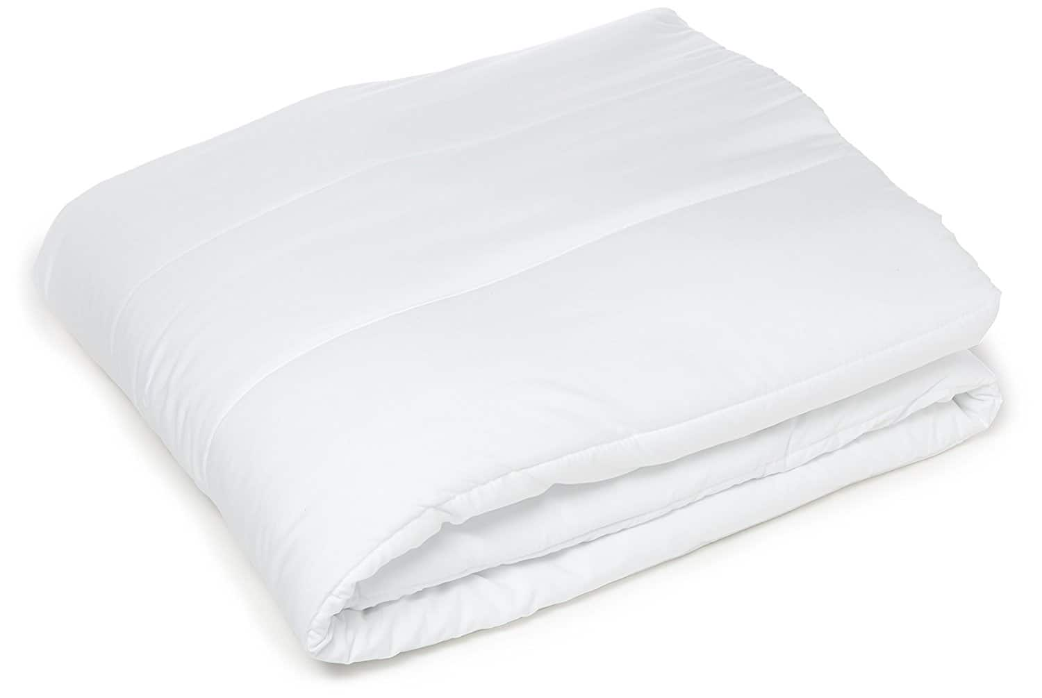 Sunbeam Quilted Heated Mattress Pad with Dual SleekSet Controllers, Queen $47.99