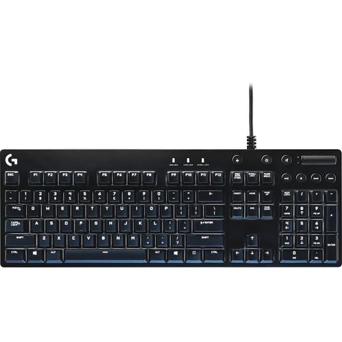 Logitech - G610 Orion Red Backlit Mechanical Gaming Keyboard $59.99