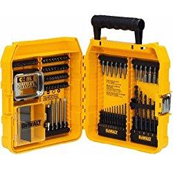 DEWALT DWMT81535 247Pc Mechanics Tool Set with 80-Piece Professional Drilling/Driving Set $173