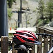 Coros OMNI Smart Cycling Helmet w/Bone Conducting Audio, LED Tail Lights & Removable Visor | Fully adjustable sizing $199.99