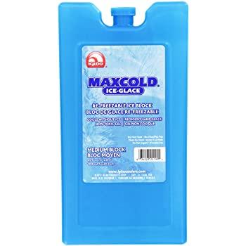 Igloo Maxcold Medium Ice Block (ice packs); $2.79 FS w/Prime (Amazon)