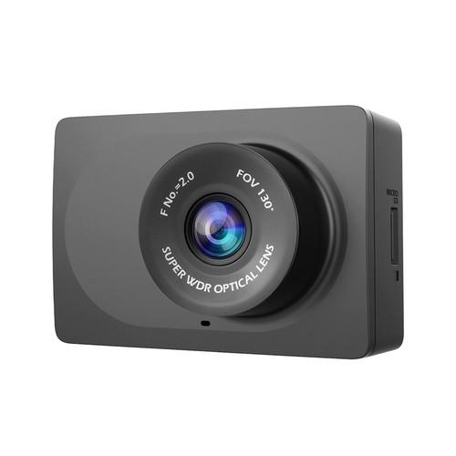 "YI Compact Dash Cam, 1080p Full HD Car Dashboard Camera with 2.7"" LCD Screen, 130° WDR Lens, G-Sensor, Night Vision, Loop Recording - Black [Grey] $33.99"