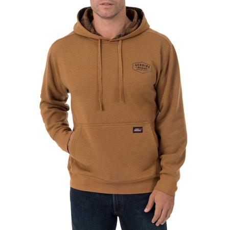Dickies Men's Fleece Pullover Flannel Lined Hoodie @ Walmart $7 (In Store)