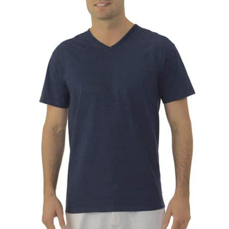 b5206841 Fruit of the Loom Men's Platinum Eversoft Short Sleeve V-Neck T-Shirt (In  Store Only) $1 @ Walmart
