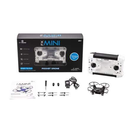 SkyDrones FX Mini Pocket Drone $10 + Free Store Pickup