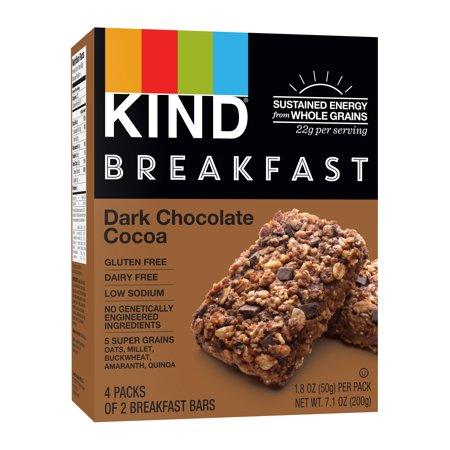 4-Ct Kind Breakfast Bars - Dark Chocolate Cocoa $2 (In Store)