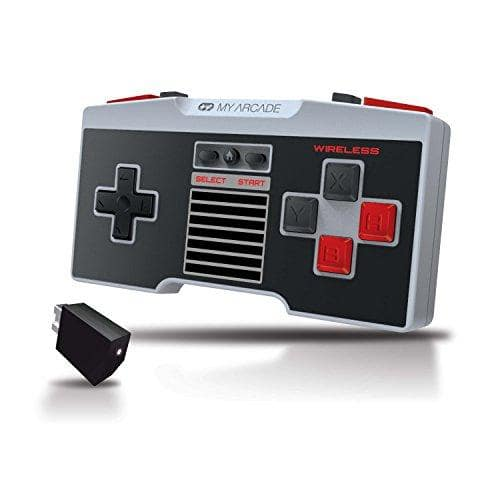 My Arcade GamePad Pro - Wireless Controller for NES Classic or $9, 2 for $14 ($5 each +Shipping)
