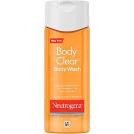 8.5oz Nuetrogena Acne Body Wash or Scrub (In Store - Target Cartwheel) $2.00